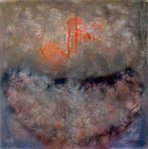 Angelo Tziara - painting Sweet-Earth-1999